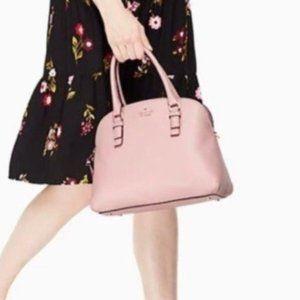 Kate Spade Blush Pink Shoulder Handbag Tote Purse